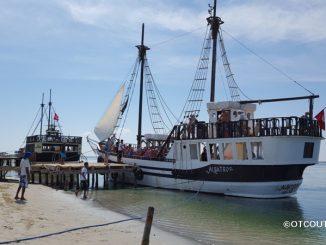 пиратский корабль Альбатрос