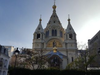 Церковь Александра Невского в Париже
