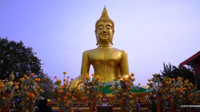 Большой Золотой Будда. Паттайя, Таиланд.