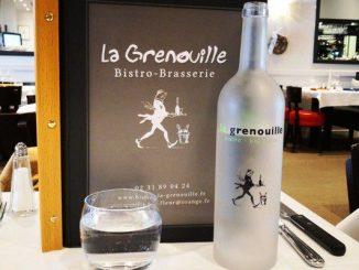 """Ресторан """"La Grenouille"""". Онфлер, Нормандия."""